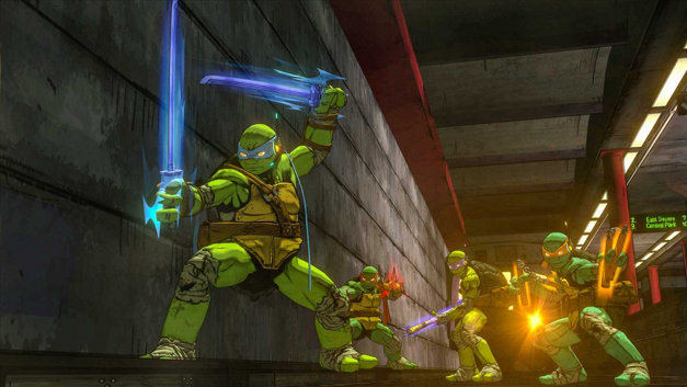 Teenage Mutant Ninja Turtles: Mutants in Manhattan Screenshot 4