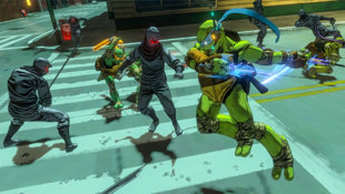 Teenage Mutant Ninja Turtles™: Mutants in Manhattan  Screenshot 5