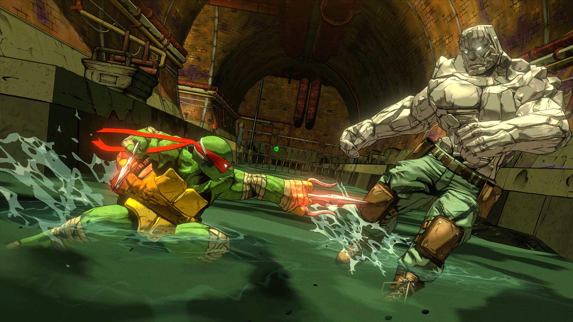 teenage mutant ninja turtles mutants in manhattan game ps4