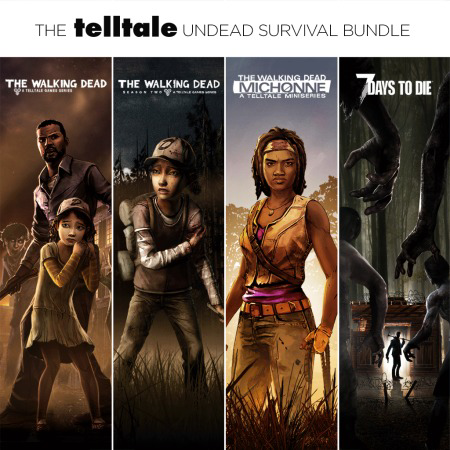 The Walking Dead: The Complete First Season Game | PS4