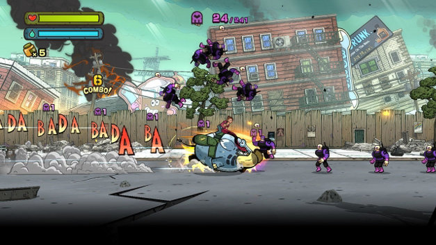 TEMBO THE BADASS ELEPHANT Screenshot 1