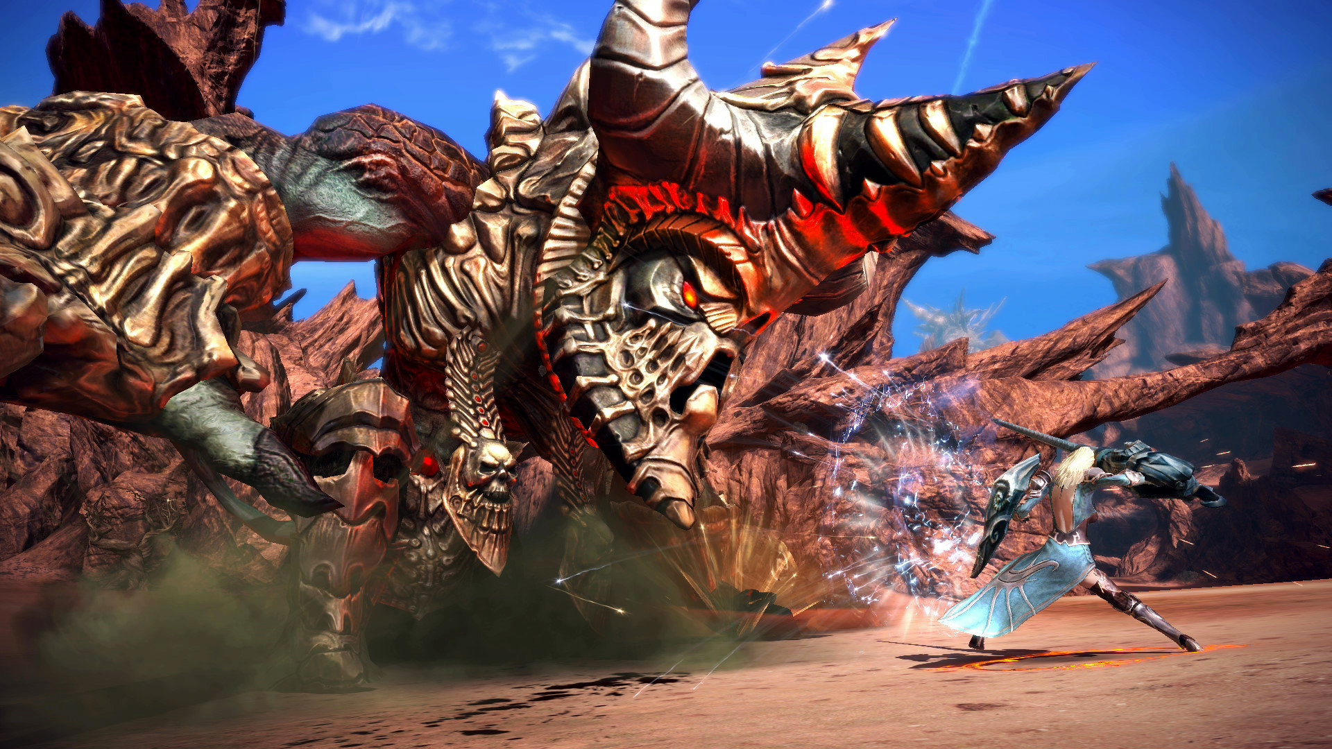 TERA Game | PS4 - PlayStation