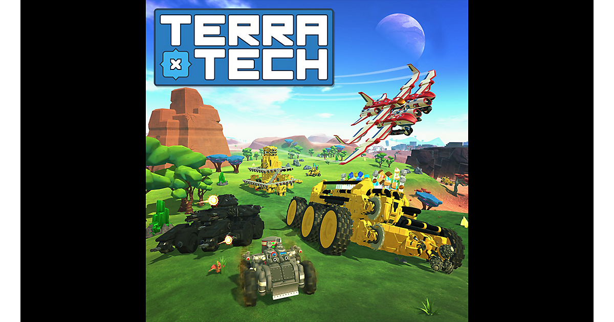 terratech free game