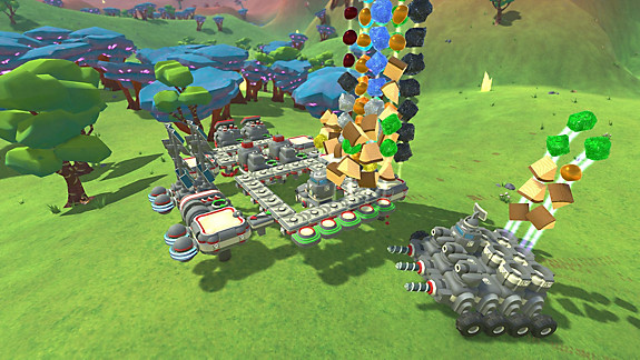 TerraTech - Screenshot INDEX