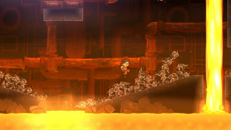 Teslagrad Trailer Screenshot