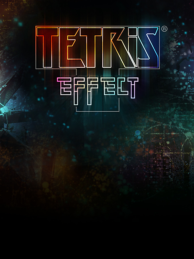 Tetris Effect Box Art