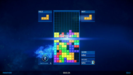 Tetris® Ultimate Trailer Screenshot