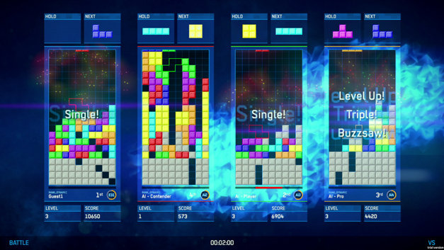 Tetris® Ultimate  Screenshot 4