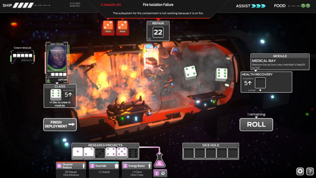 Tharsis Screenshot 1
