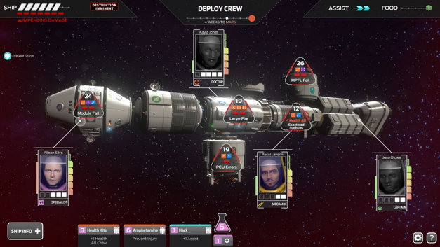 Tharsis Screenshot 4