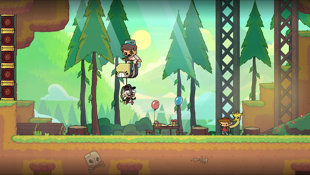 The Adventure Pals Screenshot 2