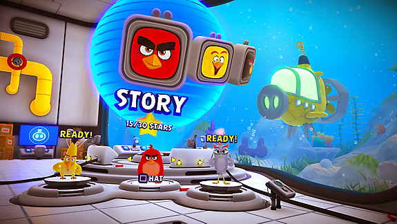 The Angry Birds Movie 2 VR: Under Pressure - Screenshot INDEX