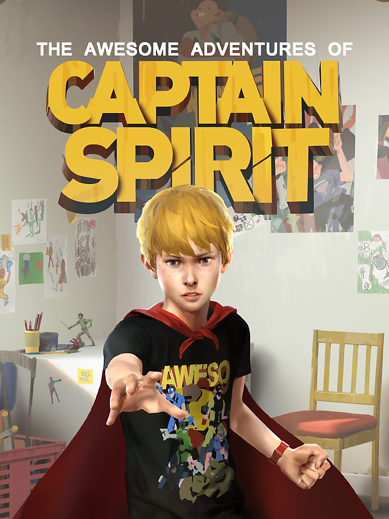 The Awesome Adventures Of Captain Spirit Game Ps4