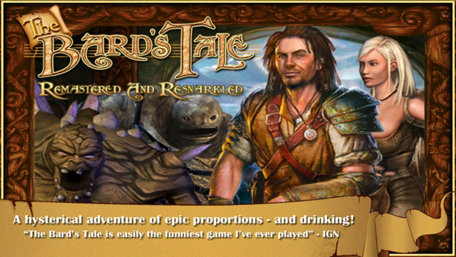 The Bard's Tale: Remastered and Resnarkled Trailer Screenshot