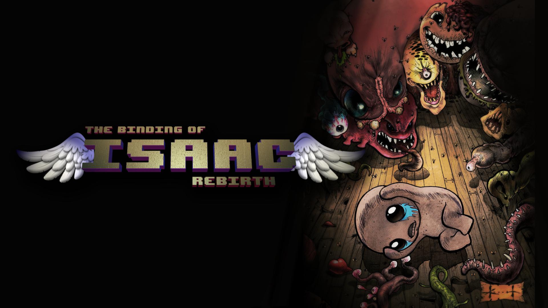 The binding of isaac: godmode modding of isaac.