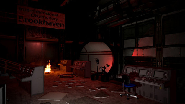 The Brookhaven Experiment Screenshot 1