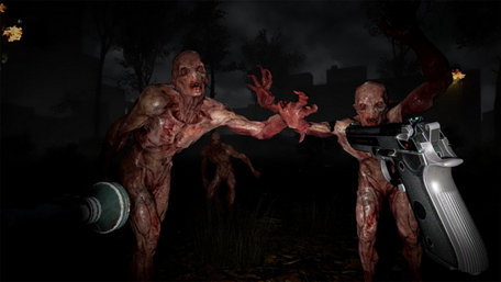 The Brookhaven Experiment Trailer Screenshot