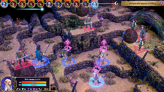 The Dark Crystal: Age of Resistance Tactics - Screenshot INDEX