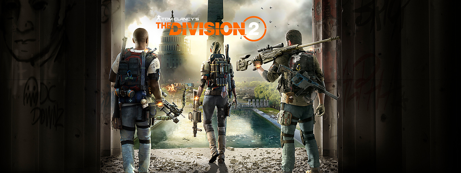 The Division 2 Launch