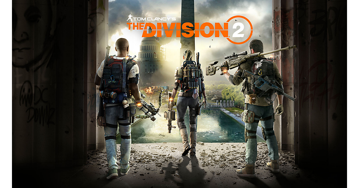 Tom Clancy's The Division® 2 Game | PS4 - PlayStation