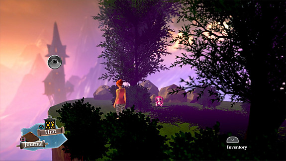 The Dreamlands: Aisling's Quest screenshot