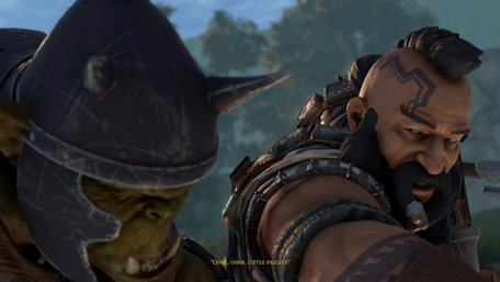 The Dwarves Trailer Screenshot