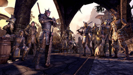 The Elder Scrolls Online Collection Game Overview Screenshot 1