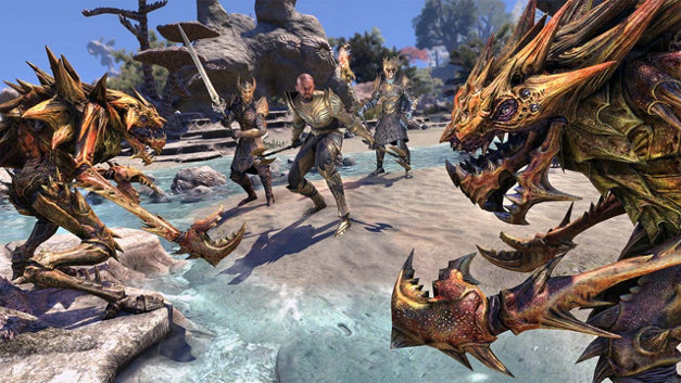 The Elder Scrolls® Online: Collection Screenshot 4