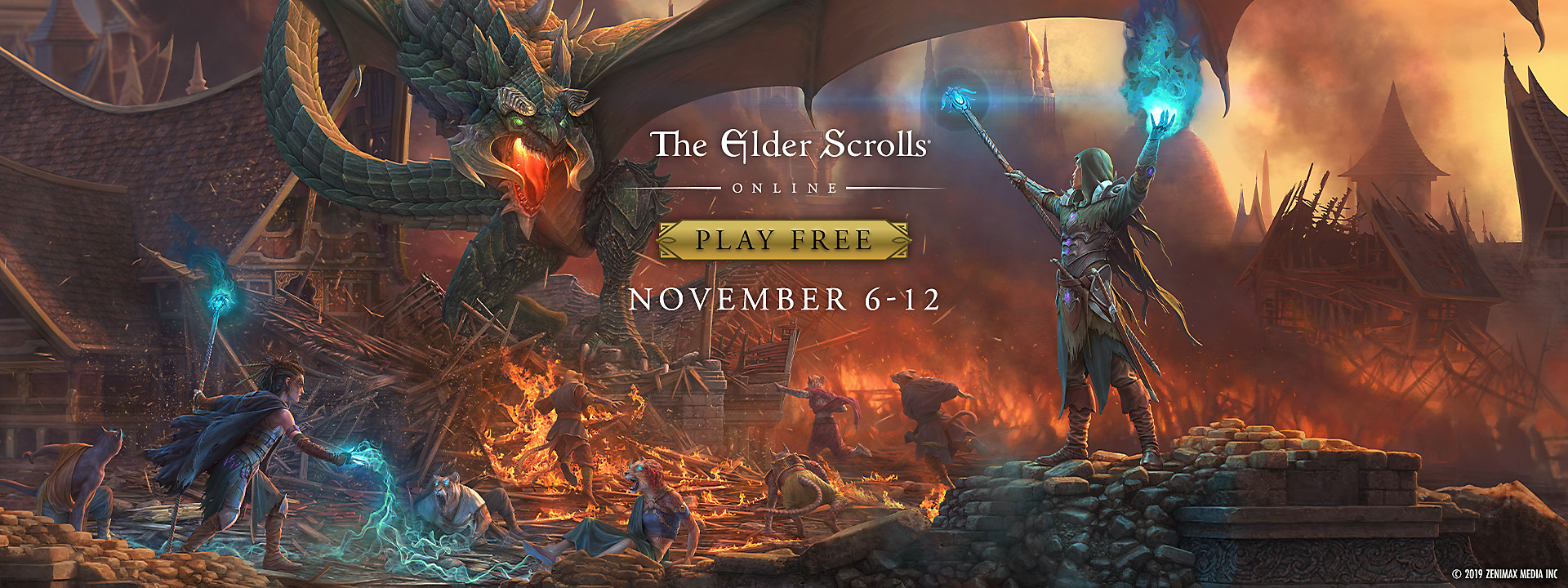 The Elder Scrolls Online - Free Play Week