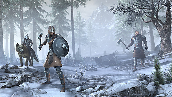 The Elder Scrolls Online: Greymoor - Screenshot INDEX