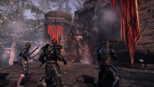 The Elder Scrolls Online: Tamriel Unlimited Screenshot 2
