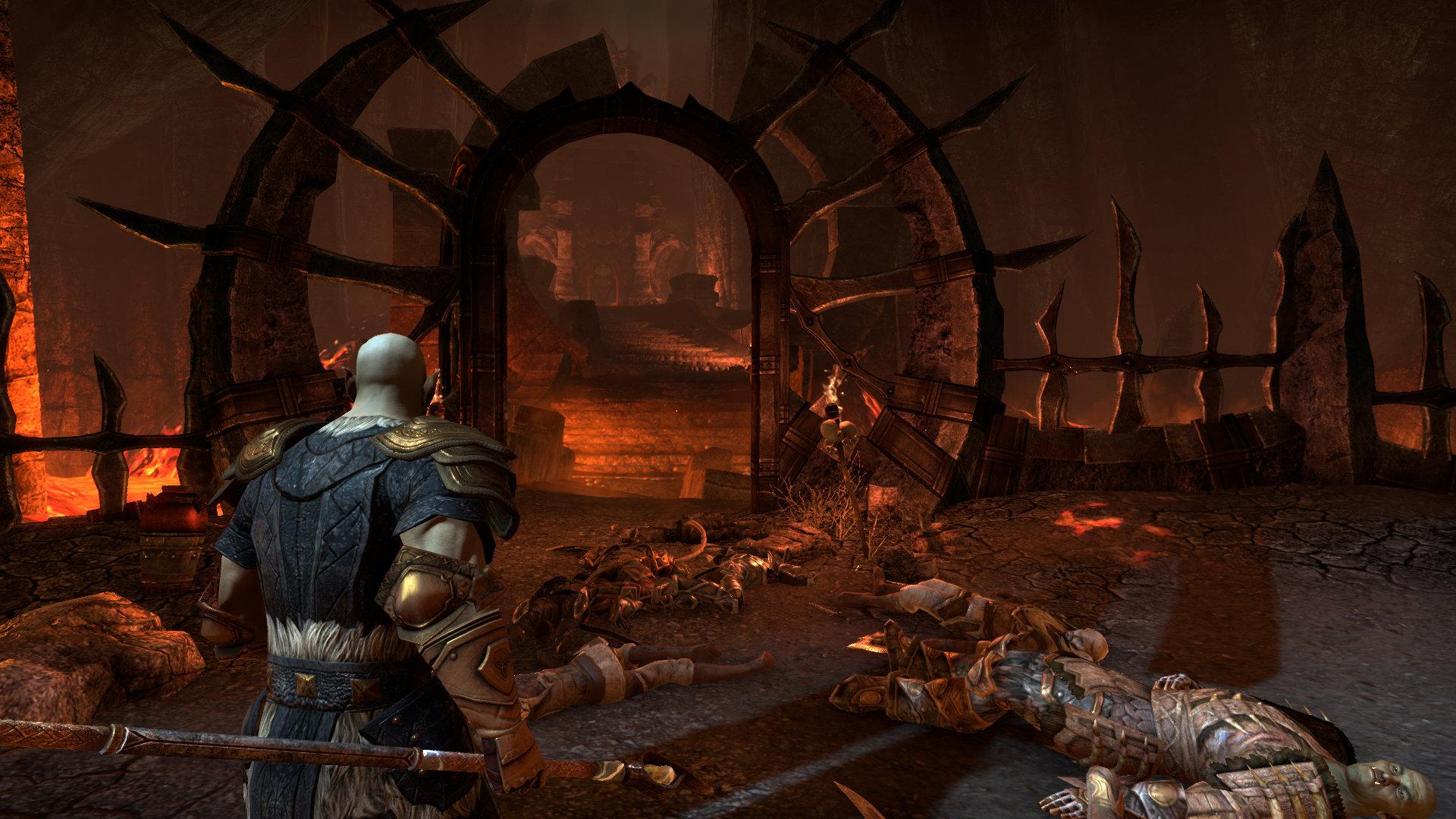 The Elder Scrolls Online: Tamriel Unlimited Game | PS4