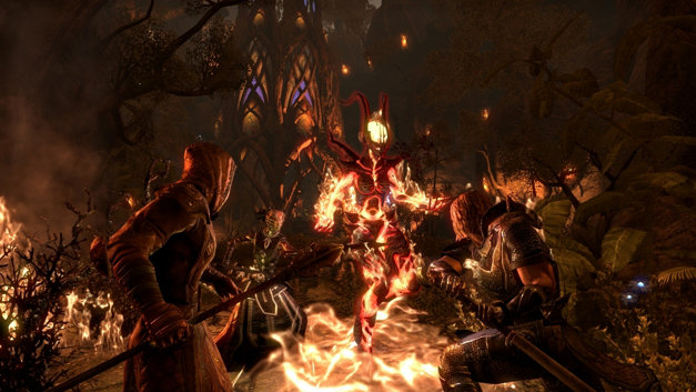 The Elder Scrolls Online: Tamriel Unlimited Screenshot 7