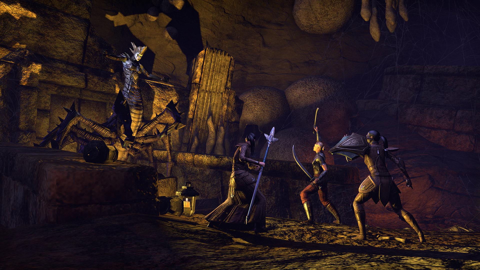 The Elder Scrolls Online: Tamriel Unlimited Game   PS4