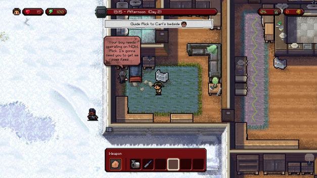 The Escapists: The Walking Dead Screenshot 4