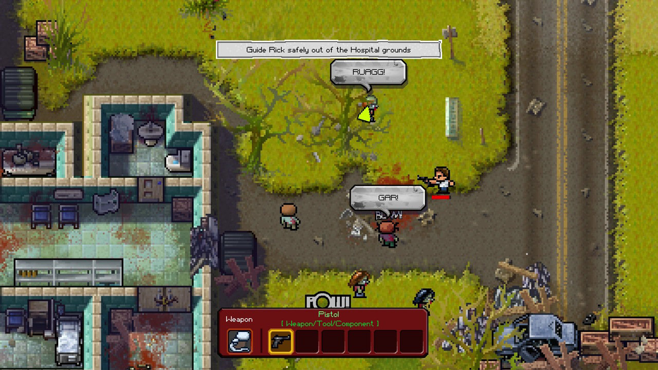 The Escapists: The Walking Dead Game | PS4 - PlayStation