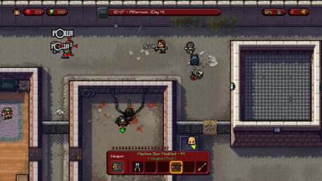 The Escapists: The Walking Dead Trailer Screenshot