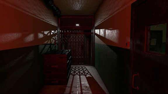 The Exorcist: Legion VR screenshot