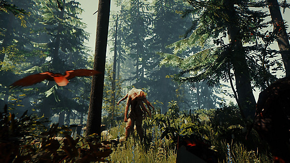 THE FOREST - Screenshot INDEX