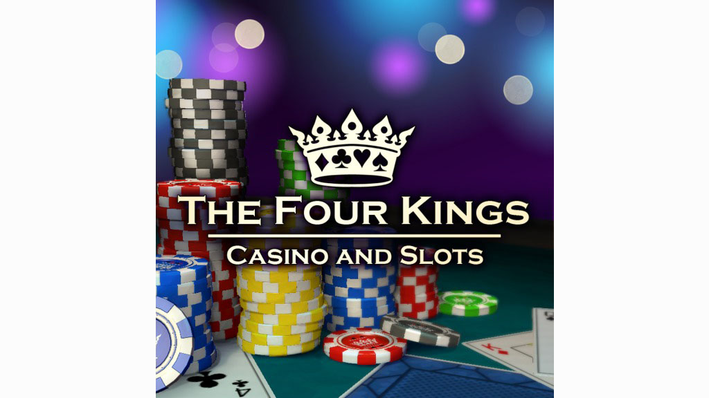 The Four Kings Casino and Slots Game