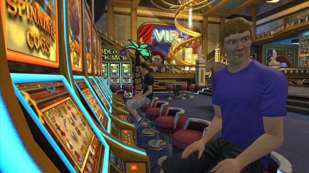 The Four Kings Casino and Slots Screenshot 4