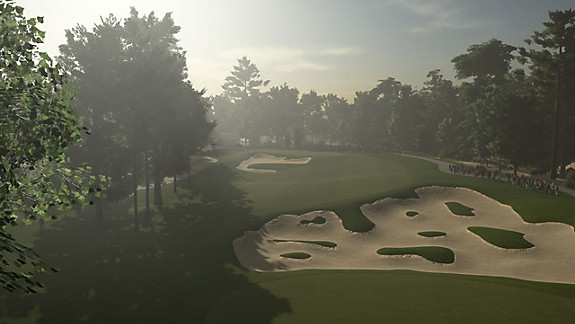 The Golf Club 2019 featuring the PGA TOUR - Screenshot INDEX
