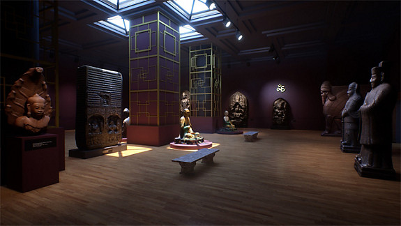 The Grand Museum VR - Screenshot INDEX