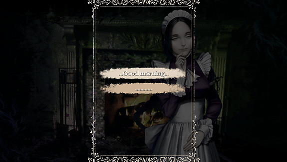 The House in Fata Morgana - Screenshot INDEX