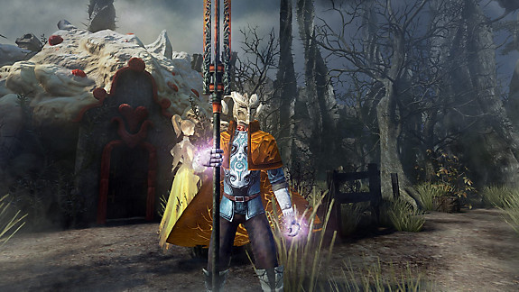 The Incredible Adventures of Van Helsing III - Screenshot INDEX
