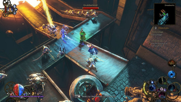 The Incredible Adventures of Van Helsing: Extended Edition Screenshot 1