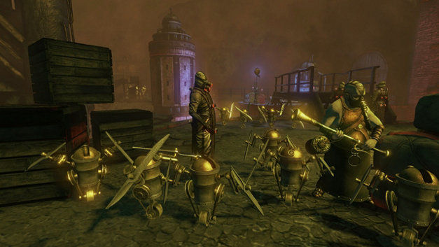 The Incredible Adventures of Van Helsing II Screenshot 4