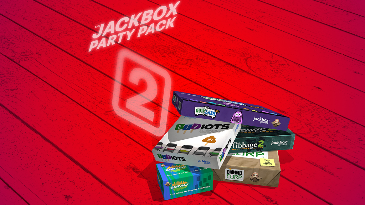 The Jackbox Party Pack 2 Game | PS3 - PlayStation