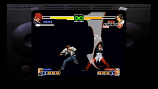 THE KING OF FIGHTERS 2000 Screenshot 9