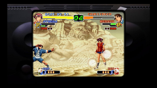 THE KING OF FIGHTERS 2000 Screenshot 4